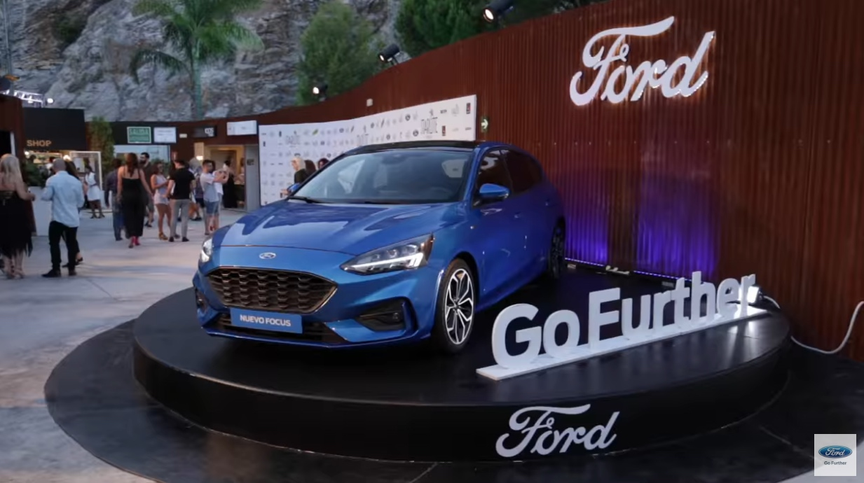 Ford en Starlite 2018