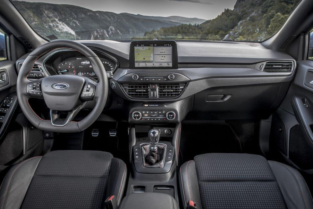 c9ef4556bca Nuevo Ford Focus: un compacto con seguridad 5 estrellas – Espacio Ford